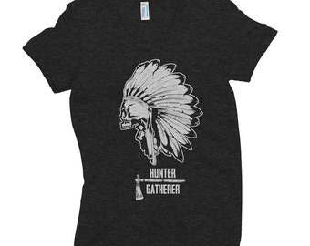Hunter Gatherer | Womens Tee