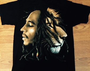 Vintage Bob Marley Shirt