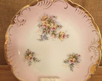 "8"" Antique Plate"