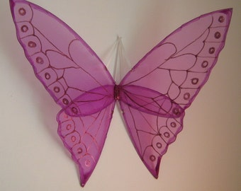 Mariposa Butterfly Faerie wings