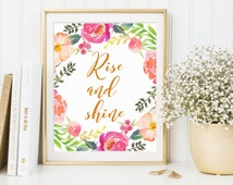 Popular Items For Printable Flowers On Etsy