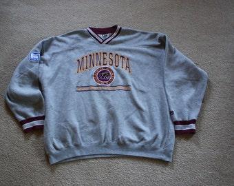 University of Minnesota Golden Gophers Crewneck