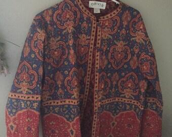 Vintage Orwell sweater