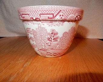 Red Willow bowl
