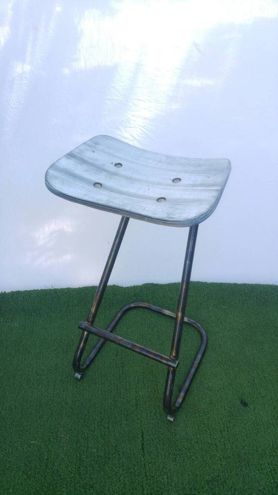Upcycled Bar Stool 2 : il570xN10026420797s0z from www.etsy.com size 570 x 1013 jpeg 93kB