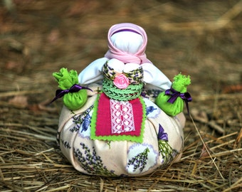 Ukrainian traditional doll-motanka,folk doll,ukrainian souvenir, talisman,charm, herbal, motanka, made in ukraine,