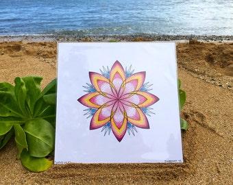 Lotus Lily Mandala