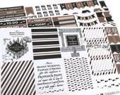 Marauders Map Sticker Kit