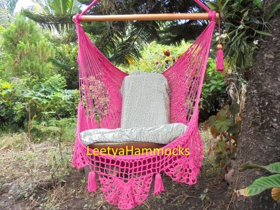 crochet hammock chair pink chair hammock handmade crochet hammock by leetyahammocks crochet hammock chair   28 images   25 best ideas about crochet      rh   screensinthewild org
