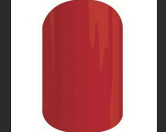 RED HOTT Nail Wrap