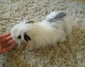 Angora rabbit softmount