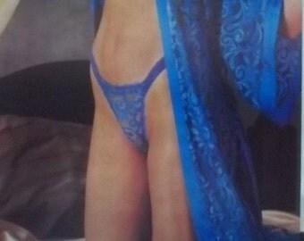 Jeanette Starion 26x76 80s Pin Up Girl Door Poster 1988