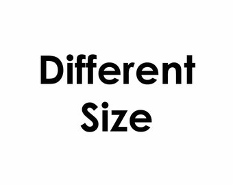 Different Size Design