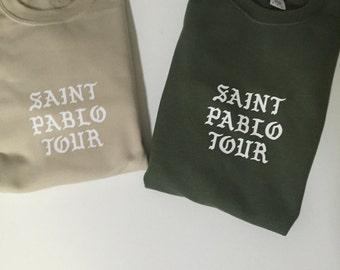 Spring Sale! Saint Pablo Tour sweater