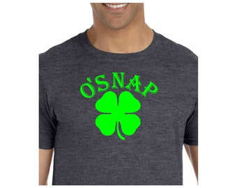 O'Snap St. Patty's Day T-shirt