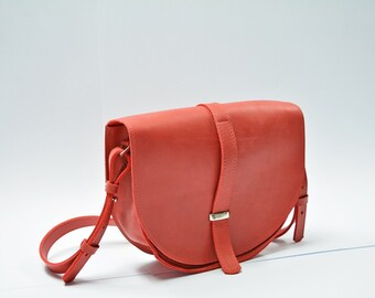 Small shoulder bag, small leather bag, cross body bag, leather crossbody bag, leather handbag, leather shoulder bag, leather bag