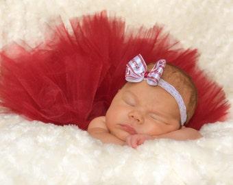 NEWBORN - SOLID Tutu   baby tutu, photography prop, baby photo prop, photo prop, newborn, baby girl, baby shower gift, baby gift, preemie