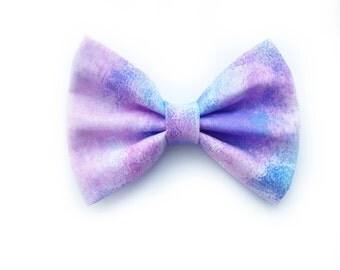BIG Purple and Pink Bow, baby headband, baby hair clip, baby girl, girl toddler, hair bow, pink bow, headband