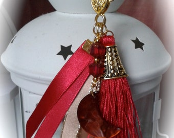 bag/key ring jewelry