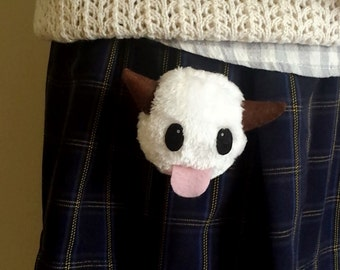League of Legends Poro Brooch
