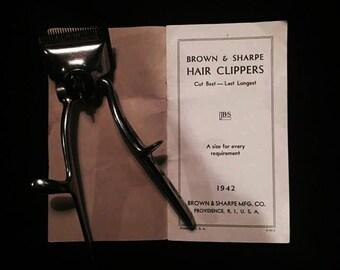 Brown & Sharpe Hair Clippers