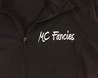 Personalized Vinyl Jacket