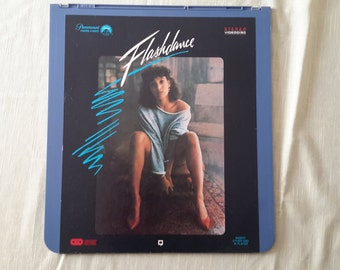 "1980s ""Flashdance"" CED movie.  model #76476136239"