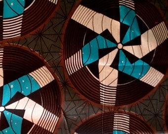 Cycle Ankara Fabric