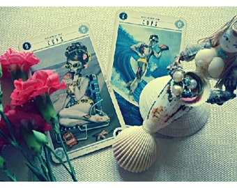 GIFT TAROT- a unique present for the weird & wonderful, from Cosmopolitan's tarot expert, via email/pdf