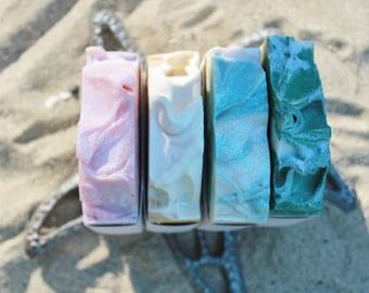 Soap Set. Soap. 4 Bar Goat Milk Soap Set. Handmade Soap. Homemade Soap. Bar Soap. Soap Bar. Soap Gift Set.