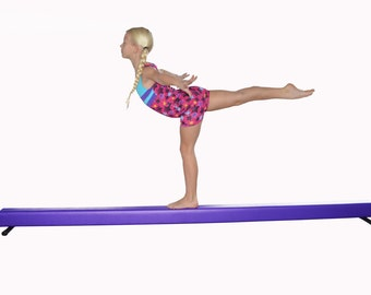 Balance Beam 8' long Purple