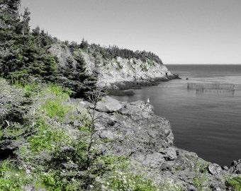 Grand Manan Cliffs 1