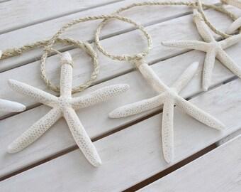 5ft. Starfish Rope Garland.