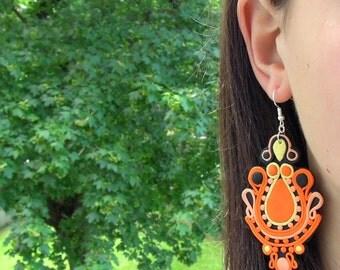 Etnic inspired earrings-ethnic-inspired Earrings