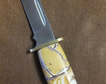 sonoran scenic rhyolite jasper dagger