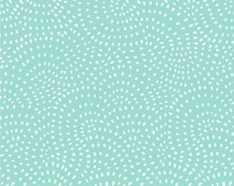 Dashwood Studio Twist Mint Fat Quarter