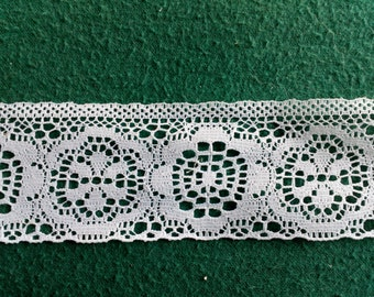 """2"""" White Lace with FREE SHIPPING"""