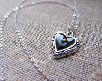 faith gift mustard seed necklace faith jewelry