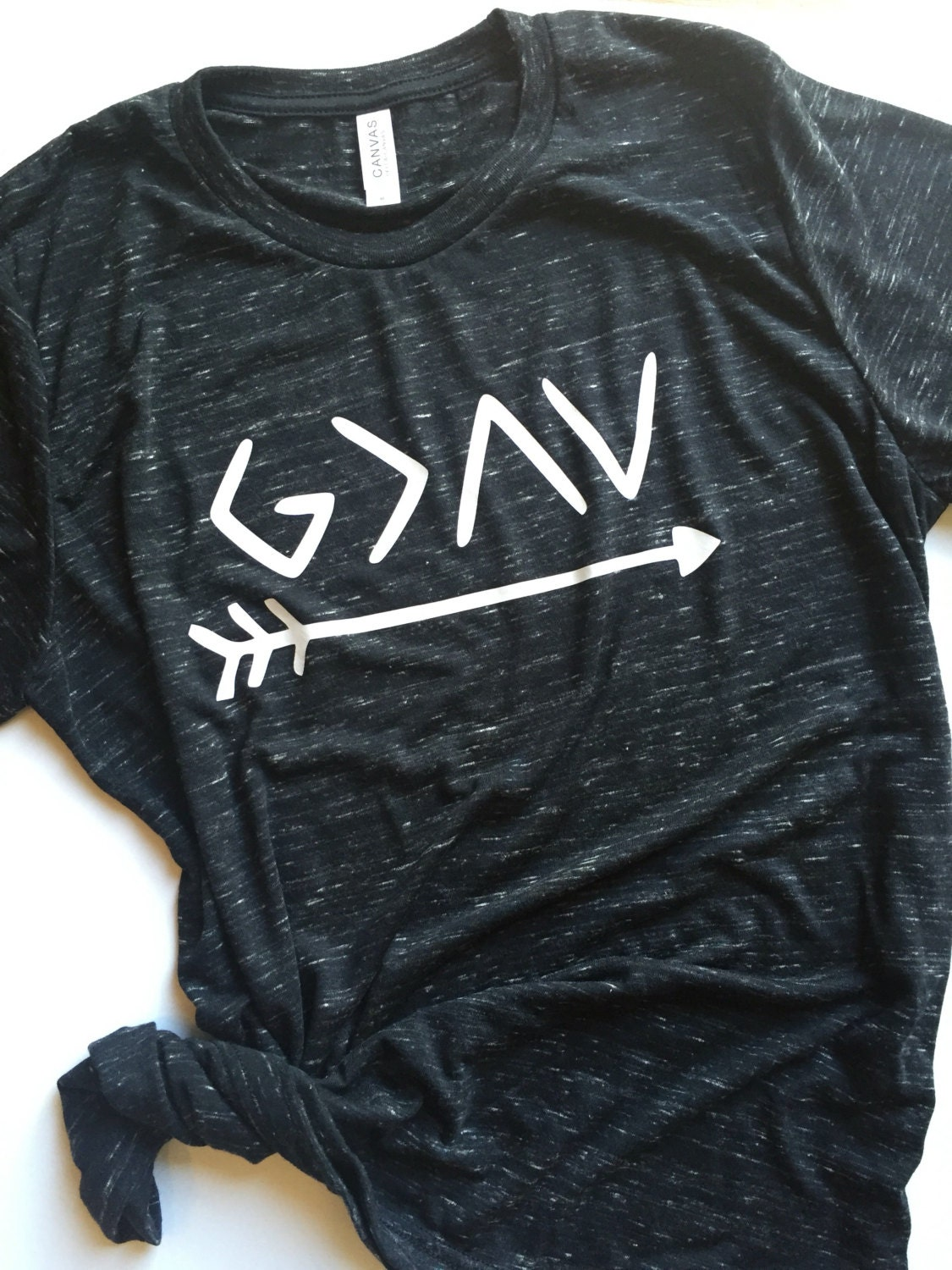 God Is Greater Than The Highs And Lows Faith T Shirt Christian