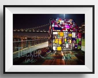 Glass House - Brooklyn, New York