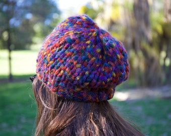 Handmade colorful Hat!