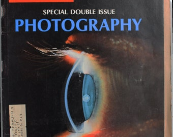Double Issue! Photography LIFE Magazine - Dec. 23, 1966