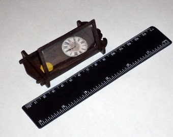 Evil Dead clock replica