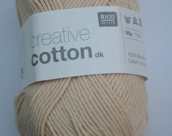Rico Creative Cotton DK Powder 006