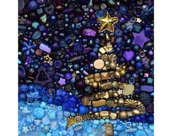 Winter Wonderland Pack of 5 Christmas cards