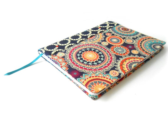 Book Cover Pattern Tutorial ~ Composition book cover pattern and tutorial notebook