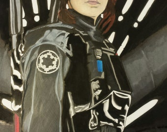 Rouge One Jyn Erso