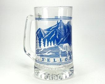 Large Yellowstone Souvenir Mug 24 oz.