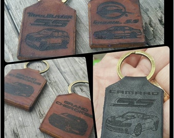 Made to order keychain let us know your make , model, and year!