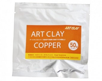 50 gm Art Clay Copper